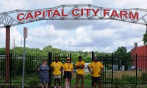 An Urban Farm Takes Root in a New Jersey Community