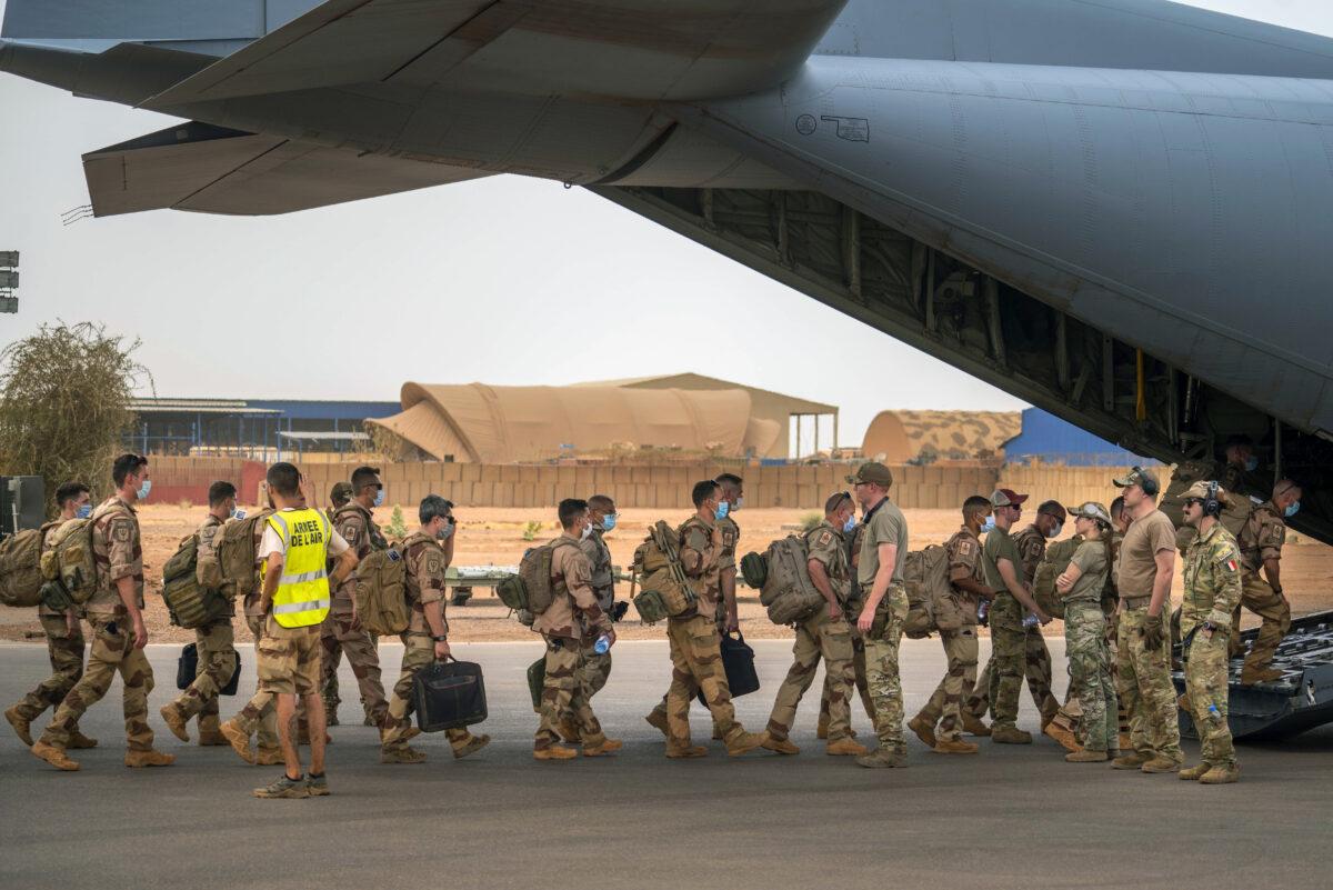 French Army-Leaf-Sahel