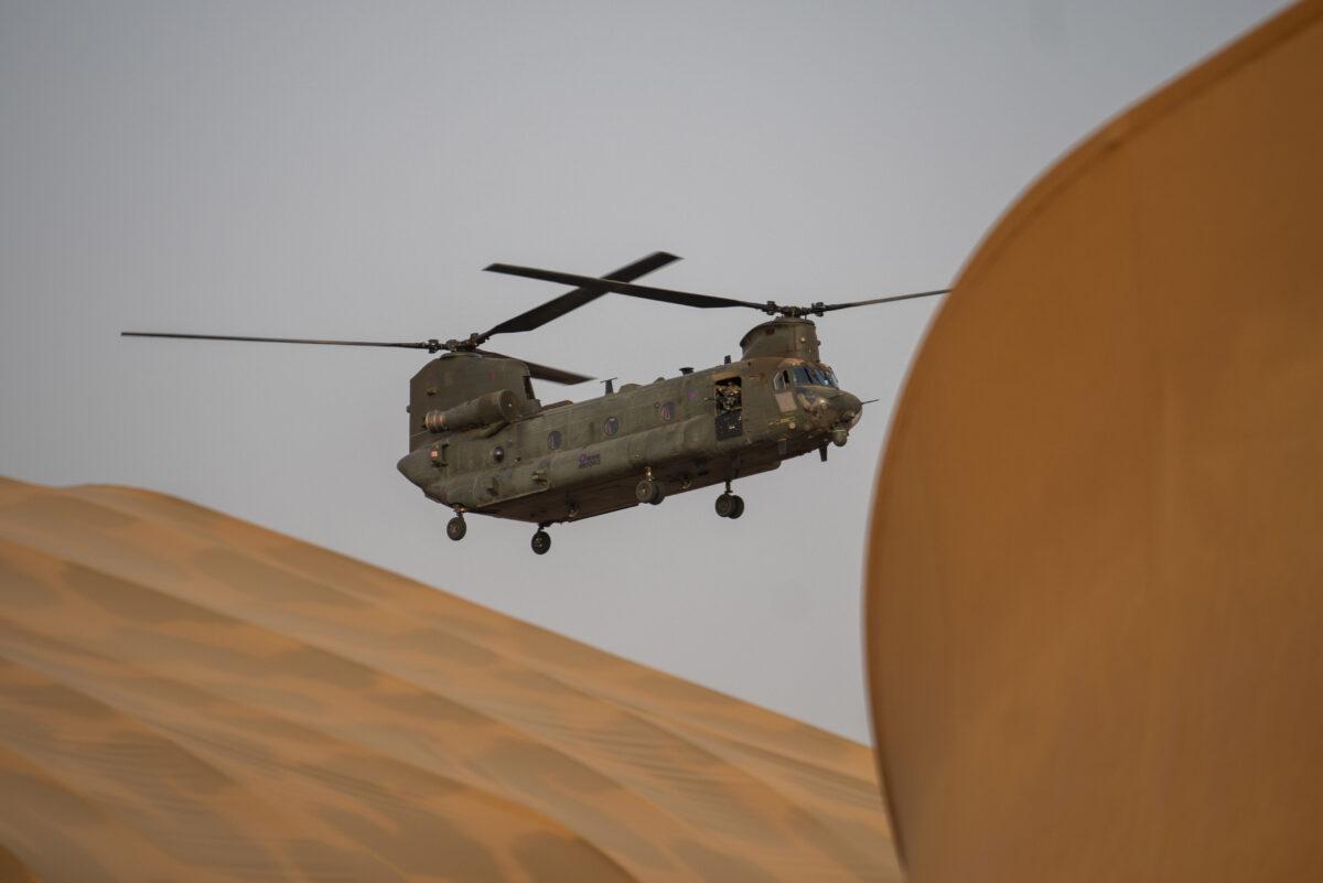 French Army-Sahel