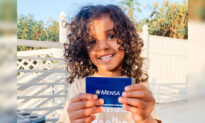 2-Year-Old From California Becomes the Youngest American Mensa Member With an IQ of 146