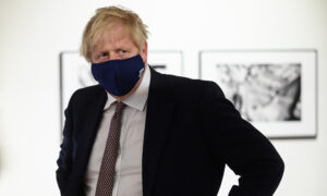 Boris Johnson Urges Football Fans Not to Boo Players Taking a Knee