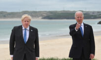US, UK Sign New Atlantic Charter Setting Focus on Red China