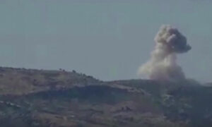 Air Raids in Rebel-Held Syria Said to Kill at Least 10