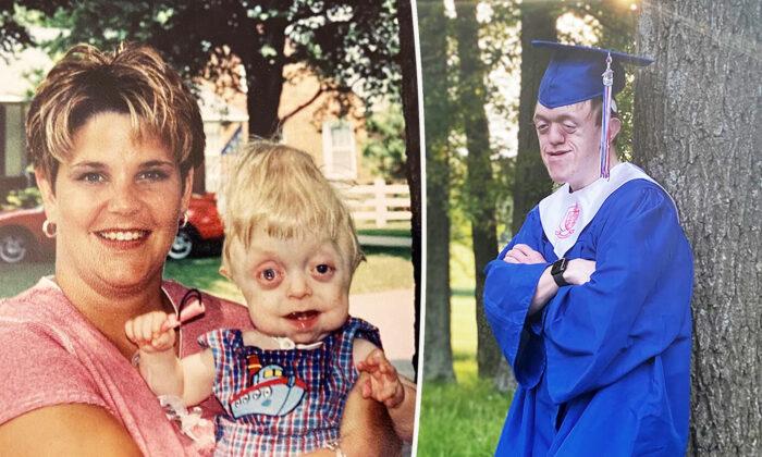 Left: (Courtesy of Michele Eddings Linn); Right: (Courtesy of Cheri West)