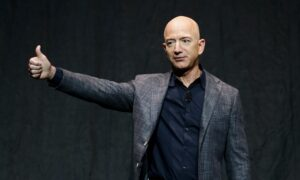 Winning Auction Bid to Fly in Space With Jeff Bezos: $28 Million