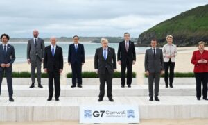 Australian Prime Minister's G7 Pitch for World Order Favouring Freedom