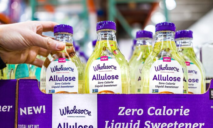 Allulose is one of the few lowcalories sweeteners without serious side effects, unless you overeat it. (Andriy Blokhin/Shutterstock)
