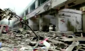 Gas Explosion in Central China Kills at Least 12
