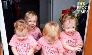 One in 70 Million—An IVF Miracle