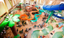 Fun in the Water and on Land at Great Wolf Lodge
