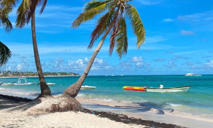 File photo of the Dominican Republic coast. (Daniel Slim/AFP via Getty Images)