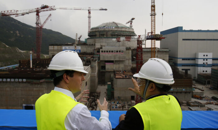 FRENCH OPERATOR OF CHINESE NUCLEAR PLANT FLAGS 'PERFORMANCE ISSUES' AFTER REPORTS OF 'IMMINENT RADIOLOGICAL THREAT'