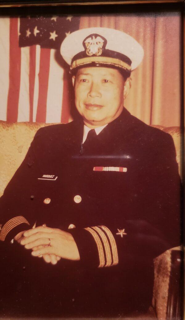 Photo 6_Danny sitting in uniform