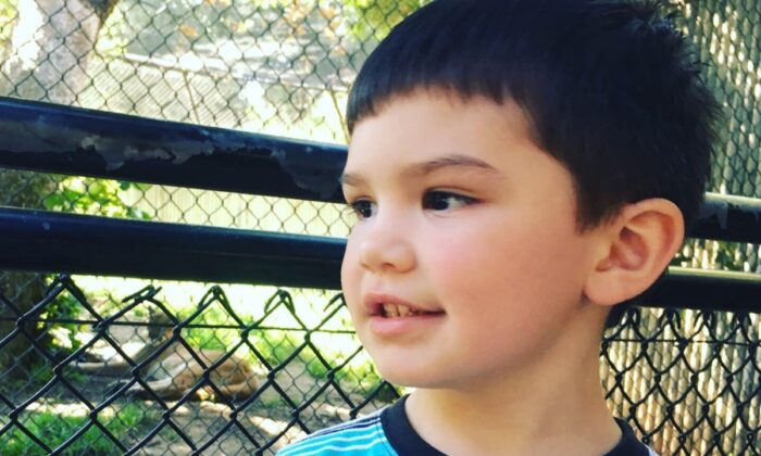 Aiden Leos, six, was killed in a road rage shooting May 21, 2021 in Orange, Calif. (Courtesy of Don Wagner)