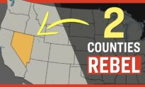 EpochTV: 2 Nevada Counties Go 'Constitutional'—Will Not Comply With Federal, State Authorities