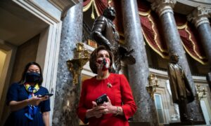 Pelosi: Omar Is a 'Valued Member' of the Democrat Caucus—'We Did Not Rebuke Her'
