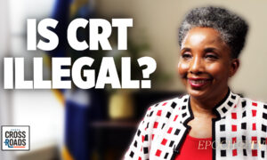 Critical Race Theory May Violate Civil Rights Act—Interview with Dr. Carol Swain