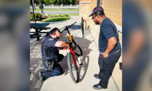 Taco Bell Employee Has Bike Stolen Outside Restaurant—so Police Officer Gets Him a New One