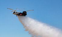 SoCal Prepares for 'Bad Fire Season' with World's Largest Helitankers