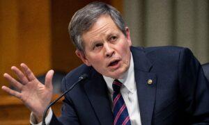 GOP Senator Reintroduces Constitutional Amendment to Ban Desecration of US Flag