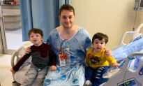 Dad of 2 With Rare Cancer Undergoes Surgery to Rebuild a Quarter of His Heart
