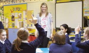 NSW to Fast-Track Professionals Into a Teaching Career