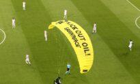 Greenpeace Apologizes, Local Police Slam Euro 2020 Protester