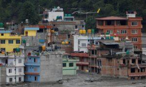 Flash Floods Kill 10 People in Bhutan, Seven Missing in Nepal