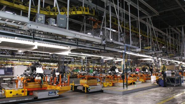 GM Assembly Plant