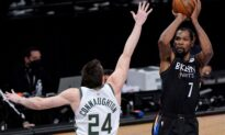 Durant's Sensational Performance Sends Nets to 3–2 Lead
