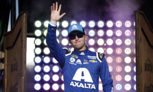 NASCAR Power Rankings: The Best Cup Drivers Heading to Nashville