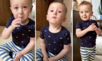 Video: Crying Toddler Learns to Self-Soothe With Mom's Genius Tantrum-Taming Trick