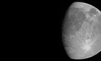 NASA's Juno Spacecraft Buzzes Jupiter's Mega Moon, First Close-Up in Years
