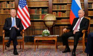 Biden-Putin Summit Begins