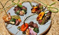 Scape Skewers: A Better Way to Use Garlic Scapes
