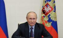 Kremlin Says NATO Membership for Ukraine Would Be 'Red Line'