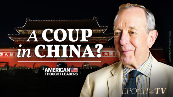 Roger Garside: A Coming Coup Will End China's Communist Dictatorship