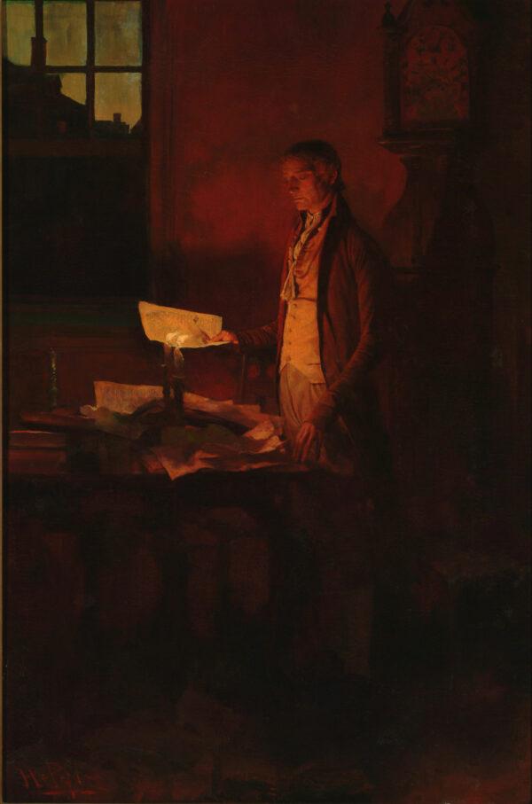 Thomas Jefferson by Howard Pyle
