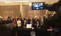 LIVE: Texas Gov. Abbott Signs Second Amendment Bills