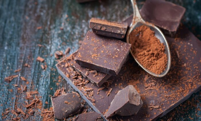 Dark chocolate (at least 70 percent cocoa) is a great source of polyphenols, which act as antioxidants and neutralize free radicals.