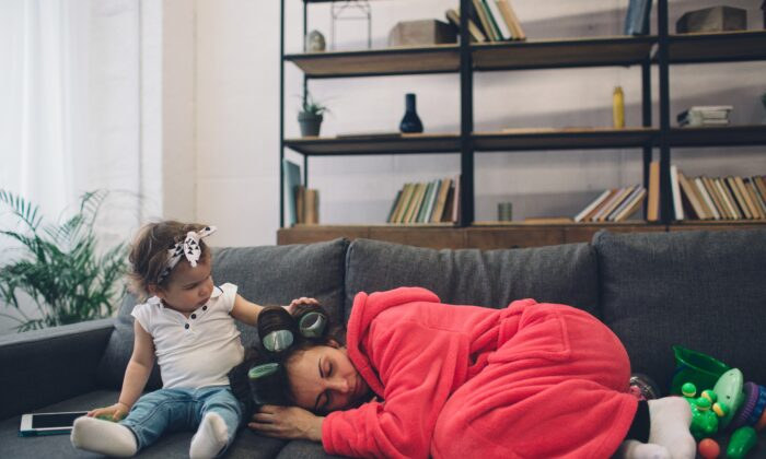 People suffering long-haul COVID may need additional support in the form of lifestyle changes to help them recover. (Estrada Anton/Shutterstock)