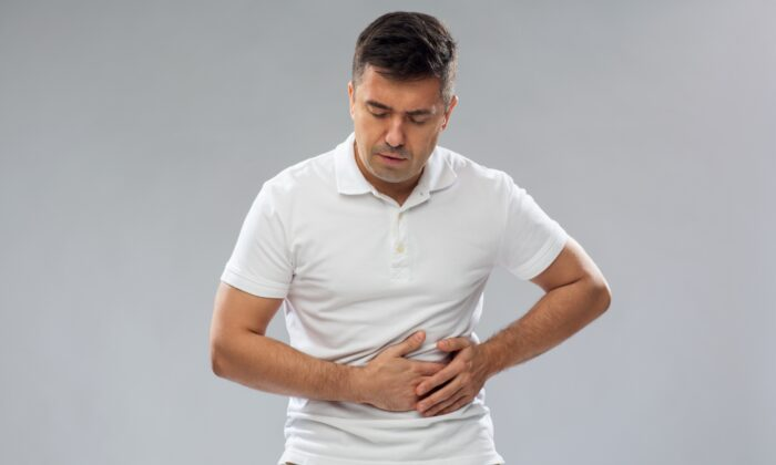 Small intestinal bacterial overgrowth can lead to pain, nausea, malnutrition, and more. (Syda Productions/Shutterstock)