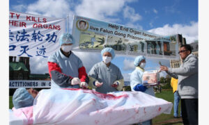 Rights Advocates Call on Canadian MPs to Pass Bill to End China's Forced Organ Harvesting