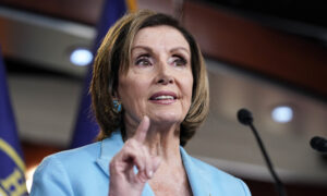Pelosi: Not the Right Time to Remove House Chamber Metal Detectors