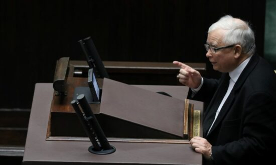 Cyber Attack on Polish Officials Came From Russia, Kaczynski Says