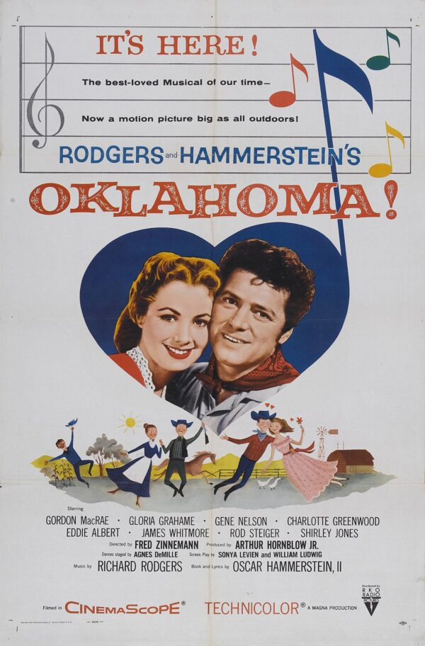 Oklahoma!_(1955_film_poster) free top use commercially