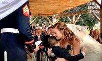 Bride Gives Heart-Warming Speech
