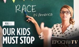 Indoctrination Of Our Kids Must Stop, Pt I | Real Talk