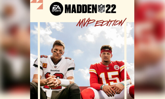 The cover for Madden 22, MVP Edition (EA/Business Wire/TNS)