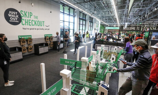Amazon Opens Its Largest-Yet Cashierless Grocery